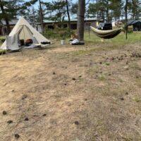 石川県の能登半島にある大島キャンプ場!通年営業で海水浴や釣りも楽しめる!