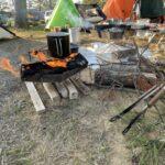 大島キャンプ場でグループキャンプ前編 (33)