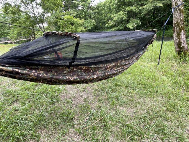 6月の久しぶりのソロキャンプ (9)