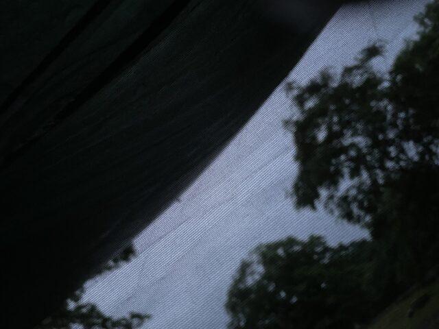 DDハンモックソロキャンプ夜 (19)