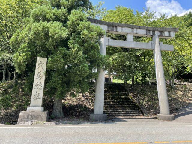 穴馬神社 (10)