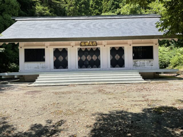 穴馬神社 (13)