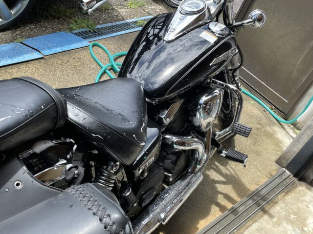 バイク洗車 (20)