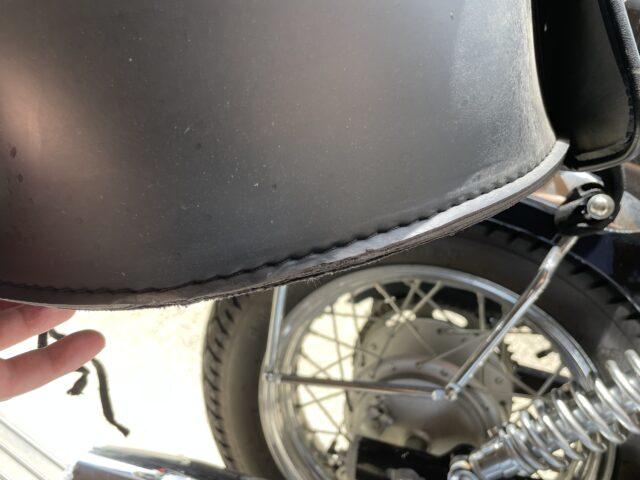 バイク洗車 (6)