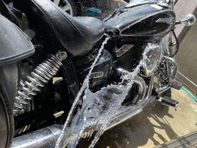 バイク洗車 (17)