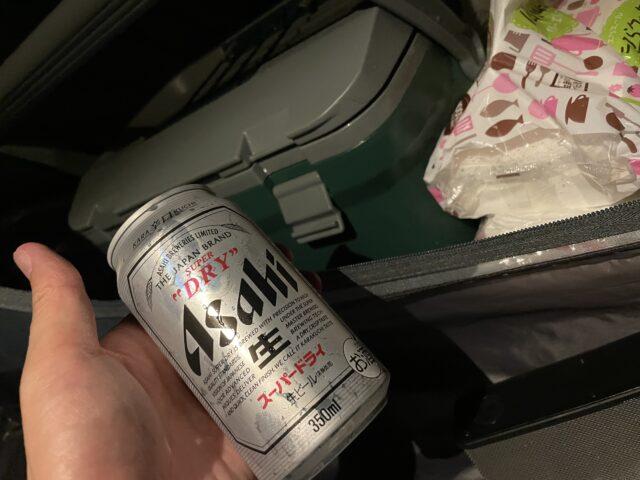 相倉キャンプ場でソロキャンプ (29)