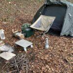 相倉キャンプ場でソロキャンプ (7)