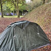バンドックのソロドームを初使用!ソロキャンプで使った感想は?